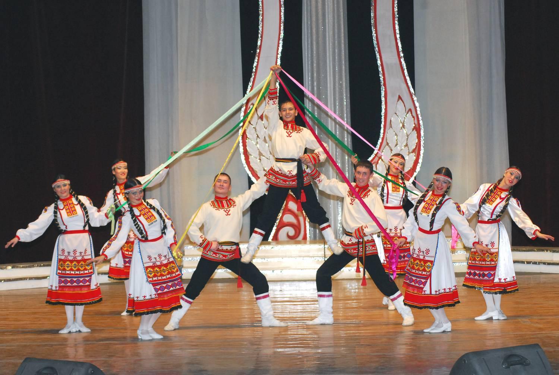 Гаскаровцы выступили в российской столице с юбилейной программой